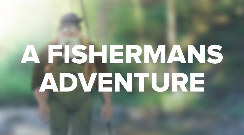 Gustav Brix Torø - A Fishermans Adventure